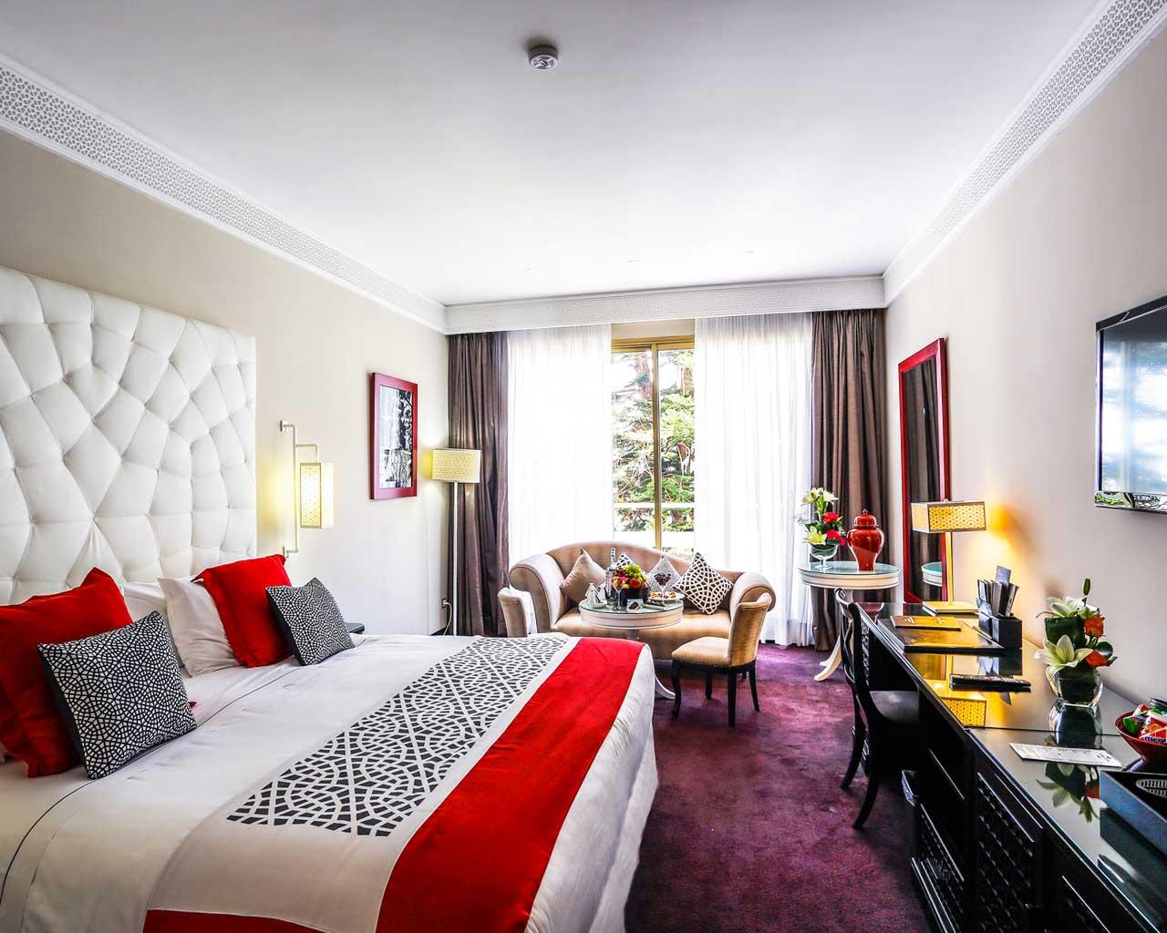 Chambre Deluxe Rabat LaTourHassan