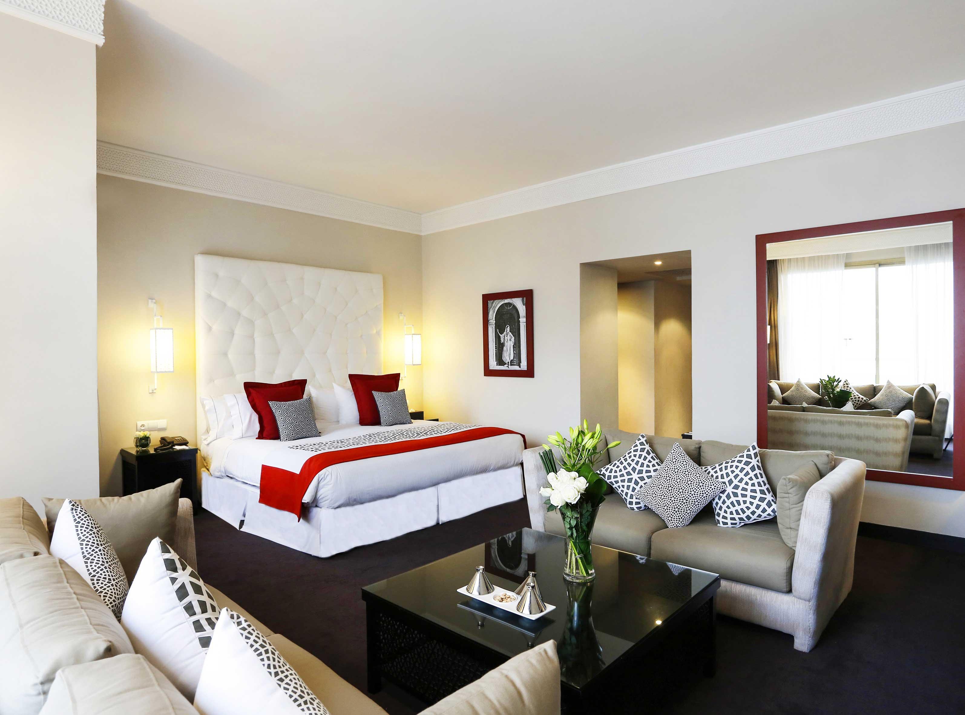Chambre Suite Prestige LaTourHassan
